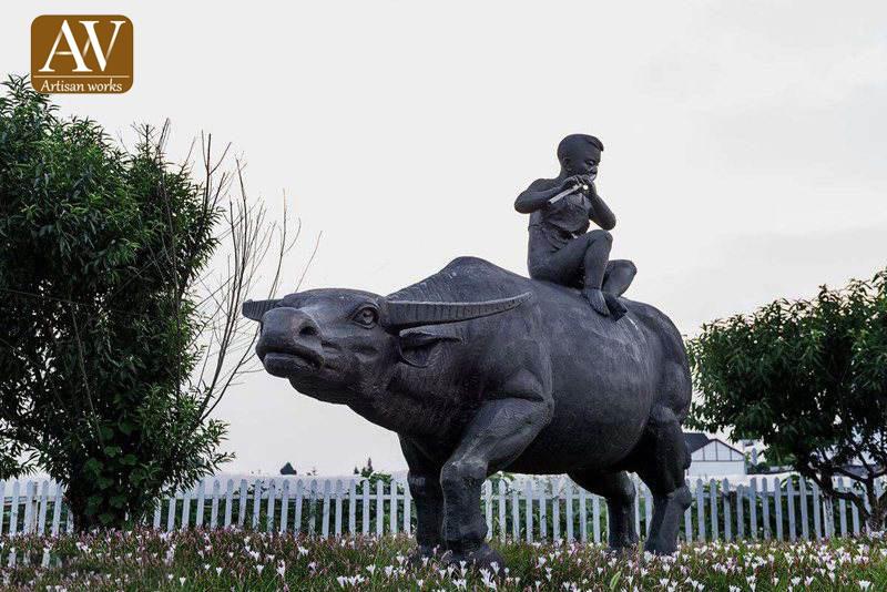 bronze_bull_statue_(7)(1) 拷贝